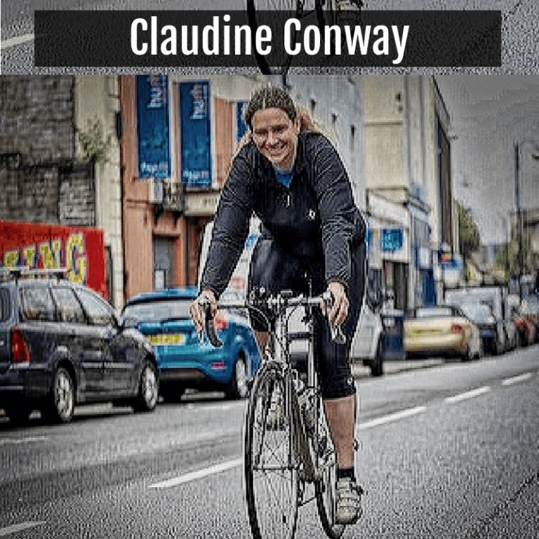 Claudine Conway