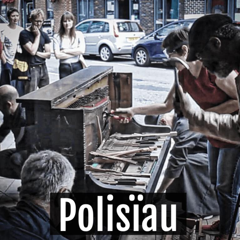 Polisïau