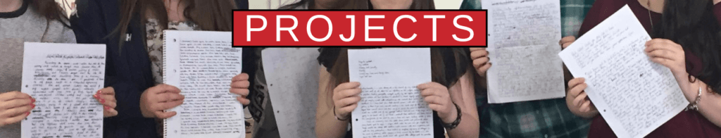 projects banner