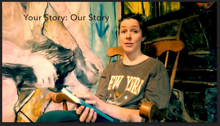 Your Story Our Story Nicky Arscott