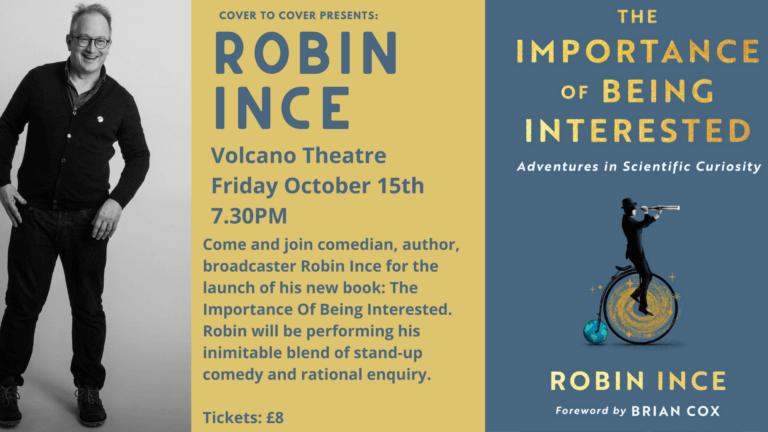 Robin Ince